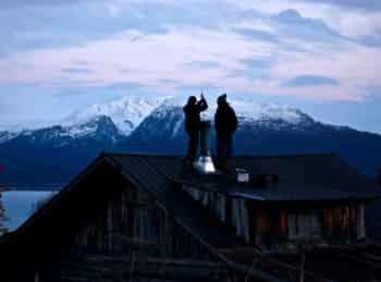 программа Discovery: Аляска: последний рубеж Тоска по ферме: Часть 2