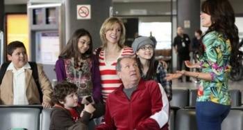 программа Paramount Comedy Russia: Американская семейка 1 серия
