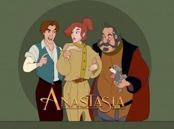 программа Канал Disney: Анастасия