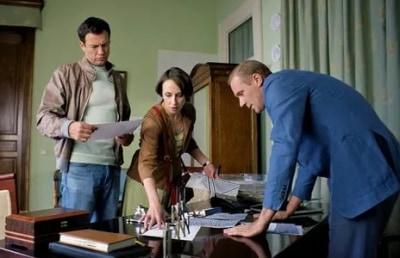 программа ТВ Центр: Анатомия убийства Пленница Чёрного омута Часть 1