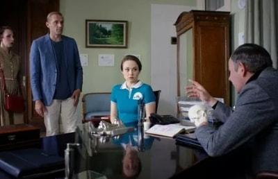 Анатомия убийства Смерть на Зелёном острове Часть 1 в 18:10 на ТВ Центр