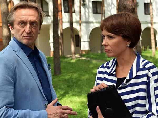 Ангелина 1 серия в 21:20 на Россия 1