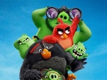 Angry Birds 2 в кино в 10:05 на СТС