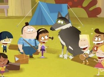 программа Nickelodeon: Апчхи На ферме