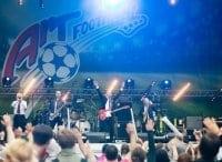 Арт футбол Гала концерт в Большом зале Московской государственной консерватории в 22:00 на канале