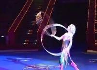 Артистка цирка Татьяна Шиндрова в 11:30 на канале