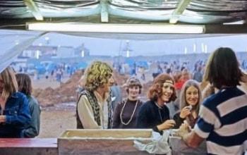 Архивные тайны 1970 год Музыкальный фестиваль на острове Уайт в 21:30 на Россия Культура