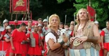 программа Пятница: Астерикс и Обеликс против Цезаря