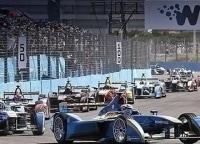 Автогонки Формула E Марракеш Квалификация в 17:45 на канале