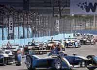 программа Евроспорт: Автогонки Формула E Саудовская Аравия Обзор