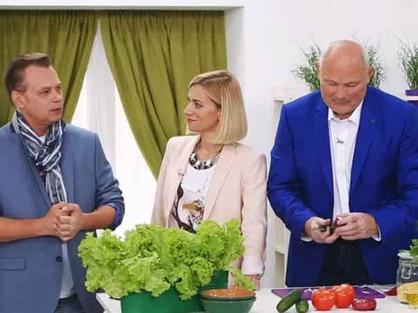 Азбука здоровья с Геннадием Малаховым 3 серия в 02:45 на ТВ3