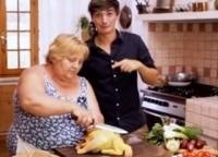 Бабушкин внучок 12 серия в 11:30 на канале