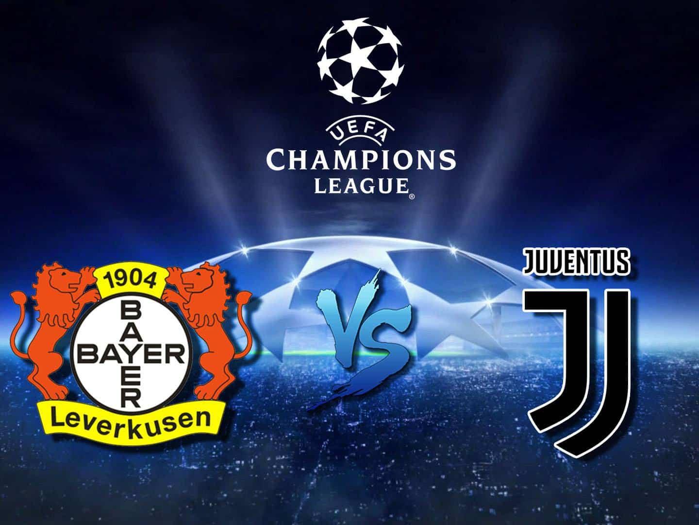 Байер Ювентус Лига Чемпионов Сезон 19/20 в 20:00 на канале