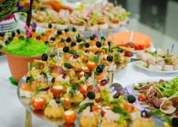 программа ЕДА: Банкет Фуршет Недорого Урок 17 Салаты и закуска с сырами