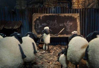 кадр из фильма Барашек Шон
