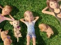 Барби и Сёстры в поисках щенков в 17:00 на канале