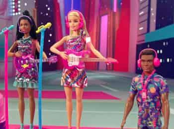 программа Карусель: Барби Мечты большого города Шесть классных песен!