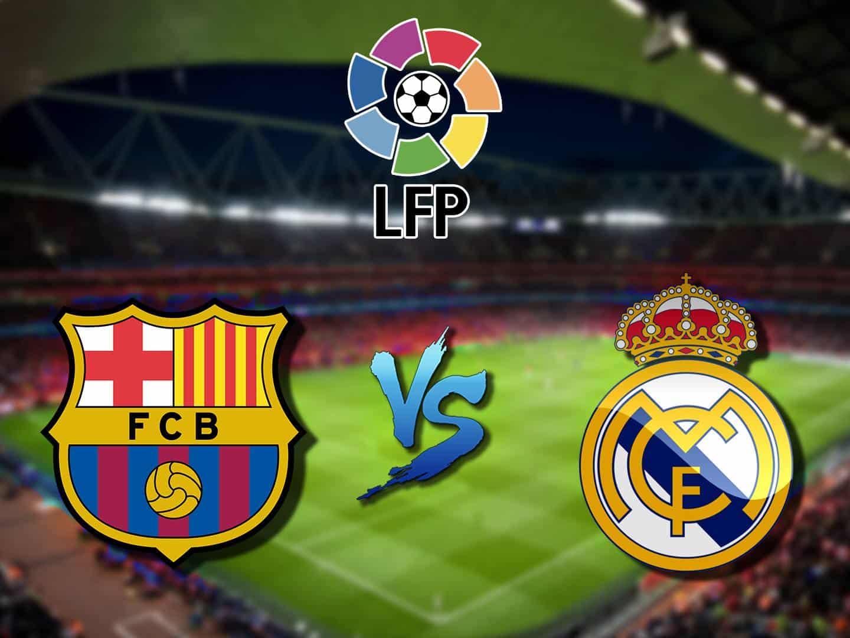 Барселона Реал Мадрид Ла Лига Сезон 19/20 в 16:30 на канале