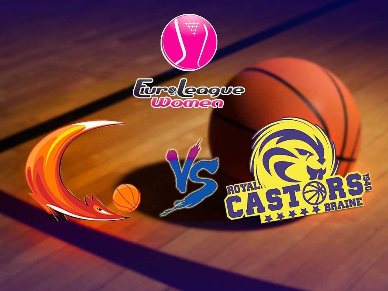программа Матч ТВ: Баскетбол Евролига Женщины УГМК Россия Касторс Брэйн Бельгия Прямая трансляция