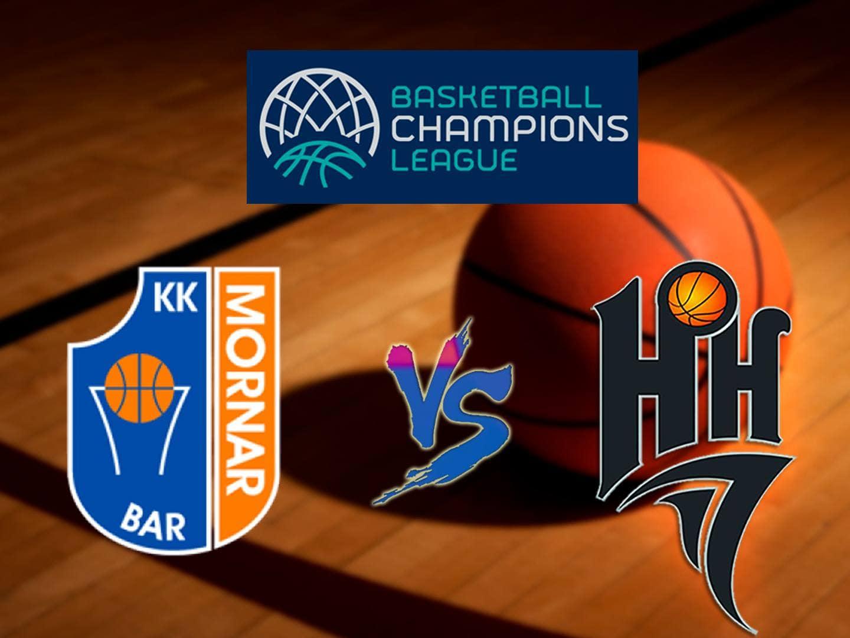 Баскетбол Лига чемпионов ФИБА Мужчины Морнар Бар Нижний Новгород в 14:30 на канале