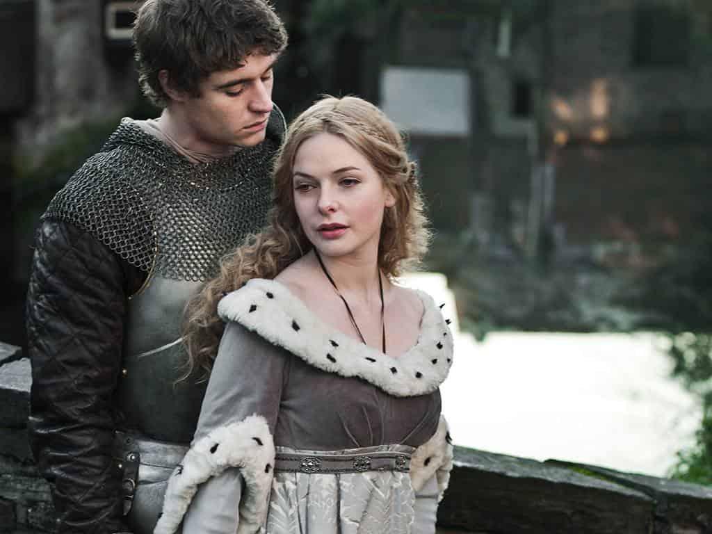 программа А2: Белая королева В любви с королём