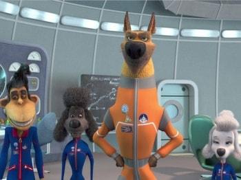 Белка и Стрелка: Тайны космоса кадры