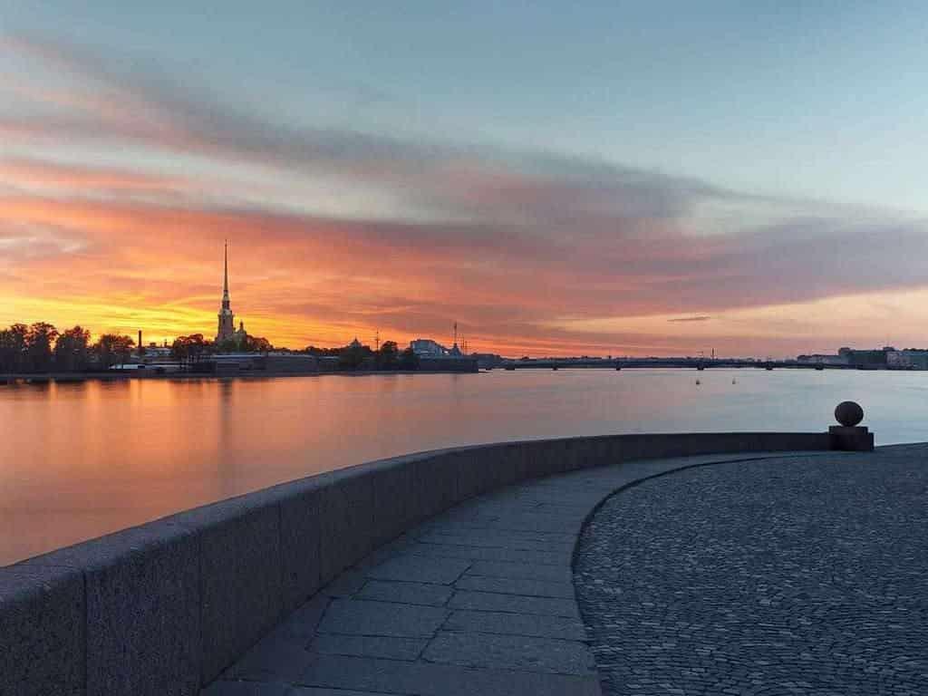 программа МУЗ ТВ: Белые ночи Санкт Петербурга 2018 Лучшее