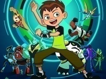 программа Cartoon Network: Бен 10 Бойся Фогга!