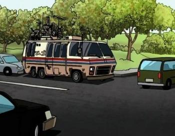 программа Cartoon Network: Бен 10 Дом смеха