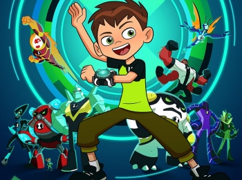 программа Cartoon Network: Бен 10 Охотники за головами