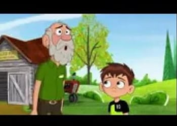 программа Cartoon Network: Бен 10 По газонам не ходить!