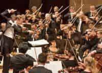 Берлинский Филармонический Оркестр на фестивалях Европы Афины Увертюра к опере Семирамида Россини и Симфония №3 Рейнская Шумана в 17:15 на канале