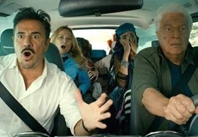 кадр из фильма Без тормозов