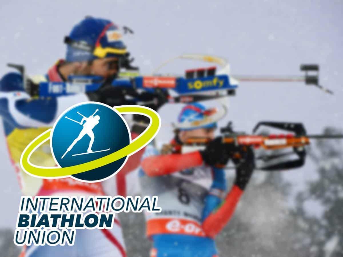 Биатлон Чемпионат мира Антхольц Женщины Эстафета Прямая трансляция в 13:45 на канале