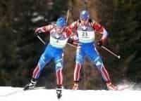 программа Евроспорт: Биатлон Кубок мира Антхольц Мужчины Индивидуальная гонка Прямая трансляция