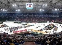 Биатлон Рождественская гонка звёзд Гонка преследования Трансляция из Германии в 15:35 на канале