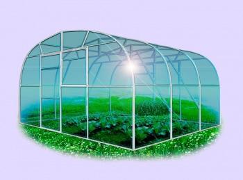 программа Загородная жизнь: Битва теплиц Установка новой теплицы Каркас, поликарбонат