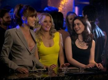 Блондинка в эфире в 02:00 на канале