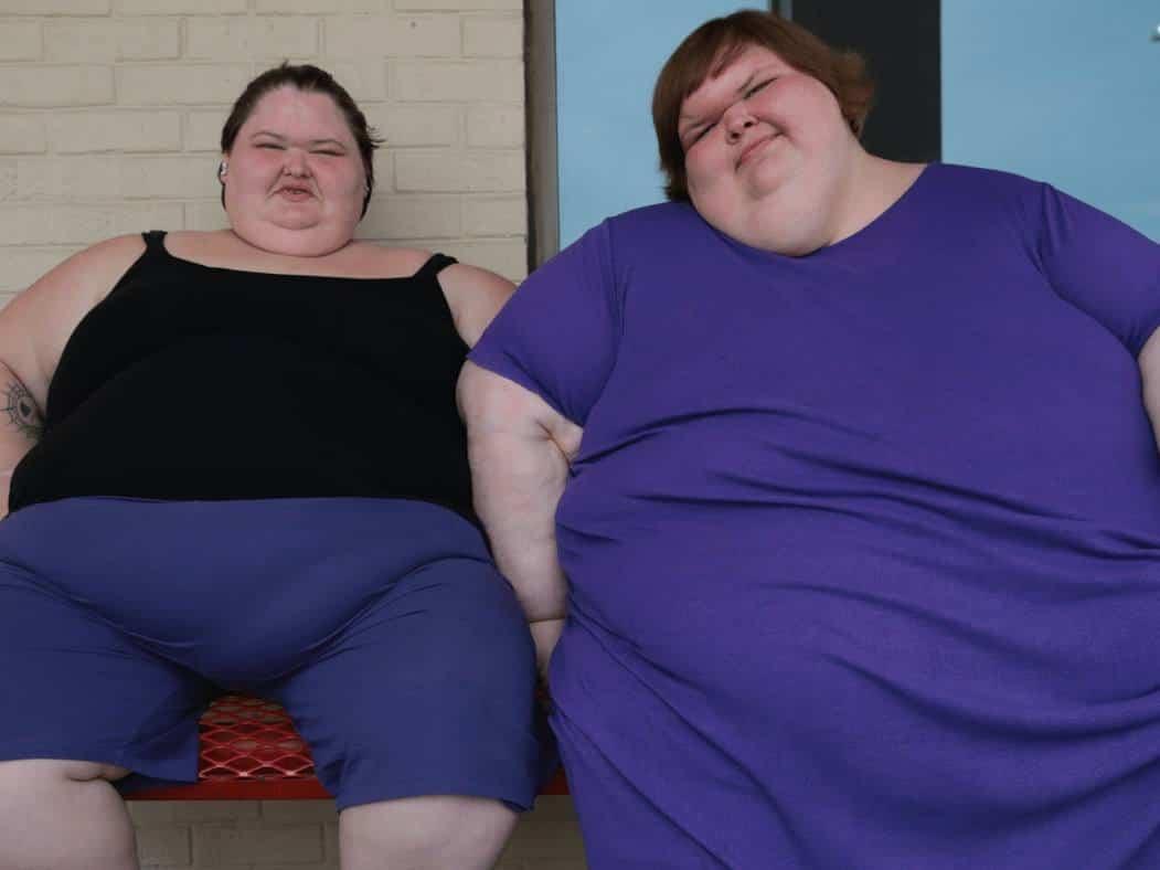 программа TLC: Большие сёстры 3 серия