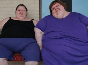 программа TLC: Большие сёстры 5 серия