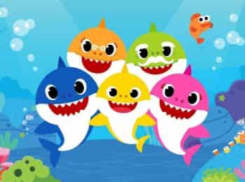 Большое Шоу Акуленка Рыбжба навечно!/Медузянка в 06:50 на Nickelodeon