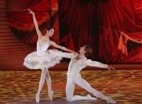 программа Россия Культура: Большой балет