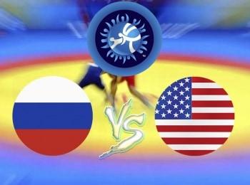 Борьба Женщины Кубок мира Россия — США Трансляция из Японии в 11:30 на канале