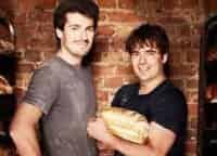 Братья пекари 3 серия в 13:00 на канале