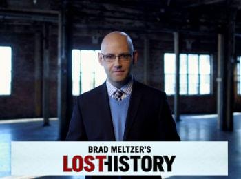 программа History2: Брэд Мельцер: Потерянная история Потерянные лунные камни