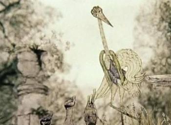 программа Мультиландия: Цапля и журавль