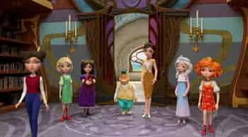 программа СТС: Царевны Новенькие