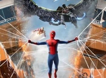 программа КИНОХИТ: Человек паук: возвращение домой