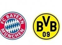 Чемпионат Германии Бавария — Боруссия Дортмунд в 11:35 на канале Футбол3