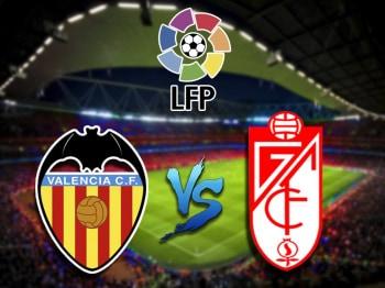 программа МАТЧ! Футбол 1: Чемпионат Испании Валенсия — Гранада